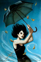 Death with an Umbrella