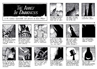 The Abbey in Darkness