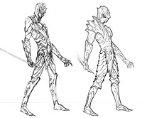 White Walker Armor