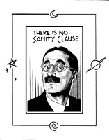There Is No Sanity Clause