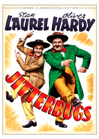Laurel and Hardy Jitterbugs