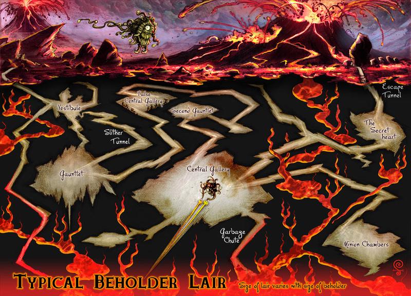 eye of the beholder maps pdf