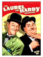 Laurel and Hardy Collection Vol 1