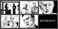 Retirement Storyboard