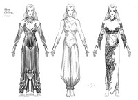 Elven Clothing
